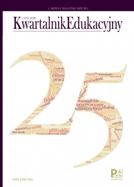 Kwartalnik Edukacyjny nr 92