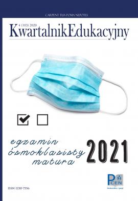 Kwartalnik Edukacyjny nr 103